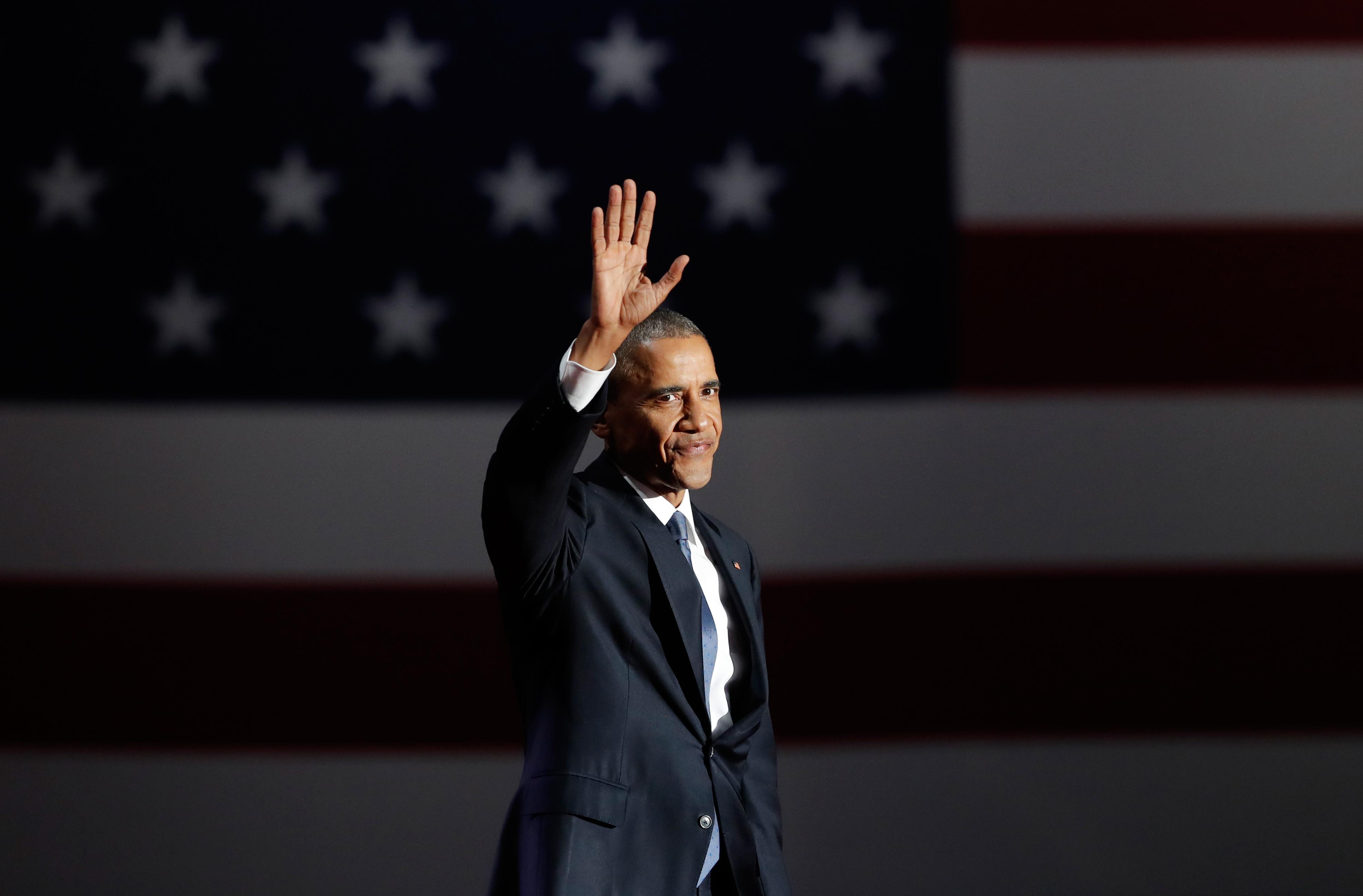 """Photo of أوباما أنهى رئاسته ب""""ثلاث تغريدات"""".. ماذا عن """"تويتر ترامب""""؟"""