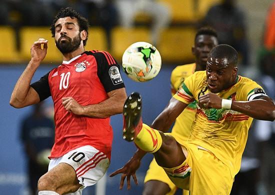 مصر ضد مالي