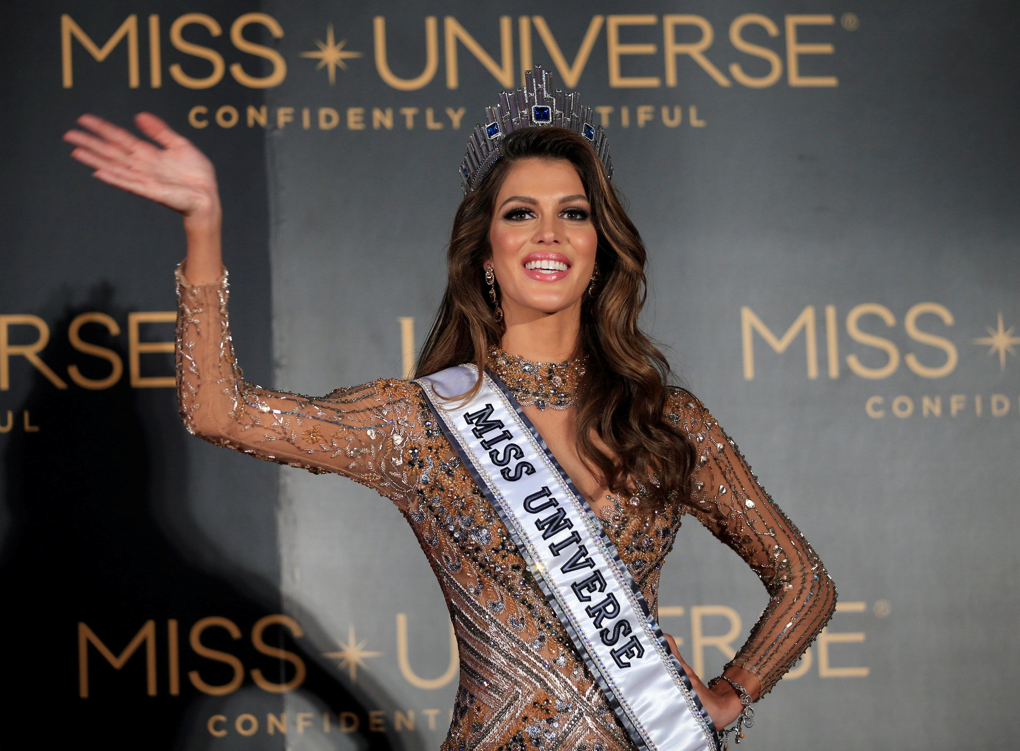 ملكة جمال العالم إيريس ميتينير