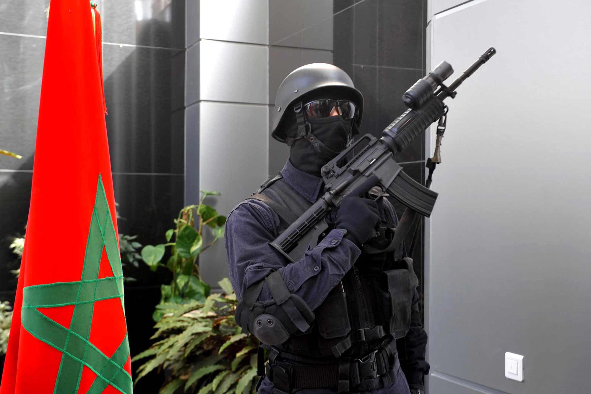 """Photo of المغرب: """"أسلحة ليبية"""" بحوزة الخلية الإرهابية المضبوطة"""