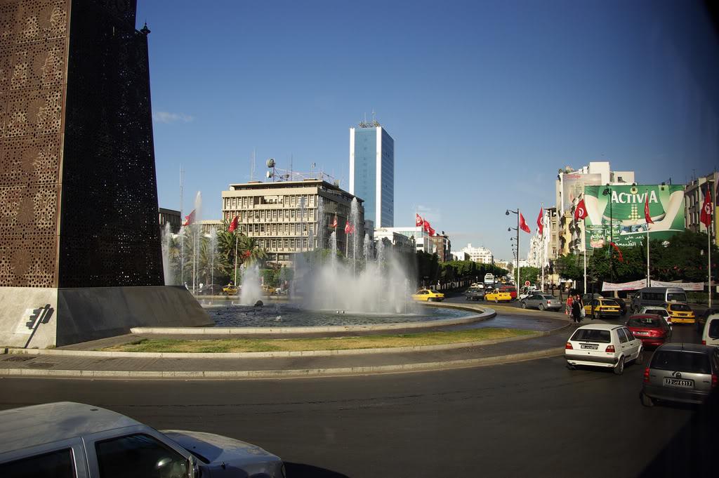 العاصمة التونسيه