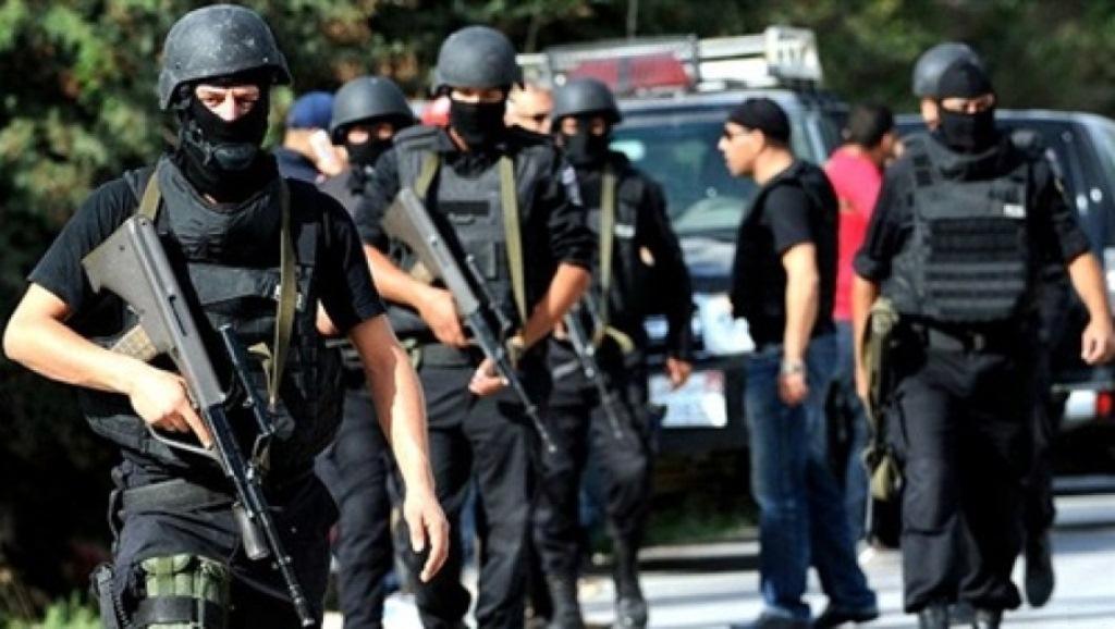 الأجهزة الأمنية التونسية