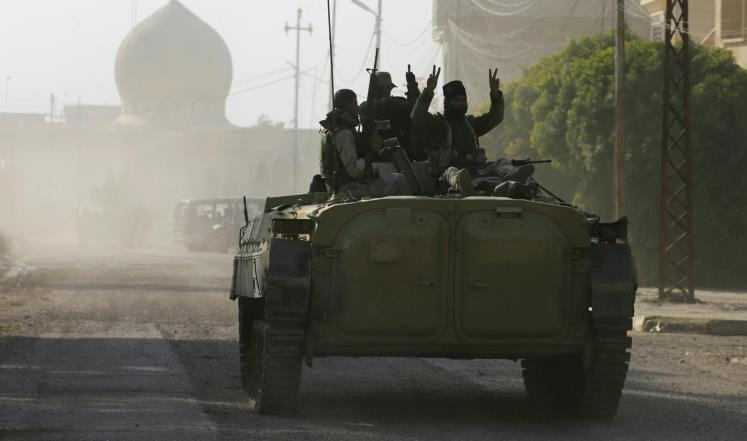 قوات عراقية خاصة