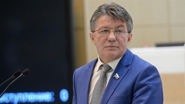 مجلس الشيوخ الروسي فيكتور أوزروف