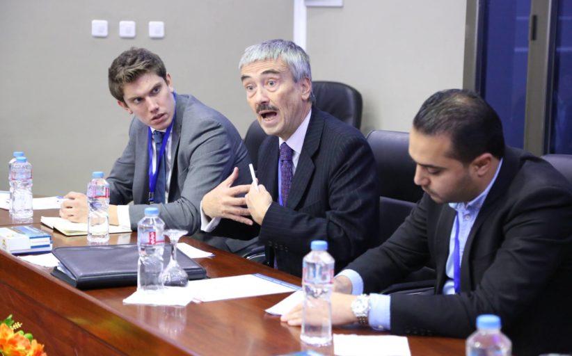 "Photo of ""بلدي طبرق"" يطالب في لقاء مع ميليت بـ""الحياد"""
