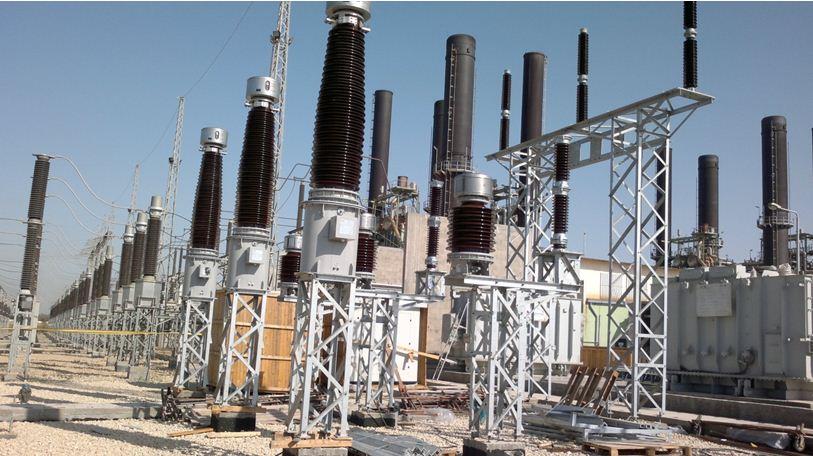 محطة الكهرباء