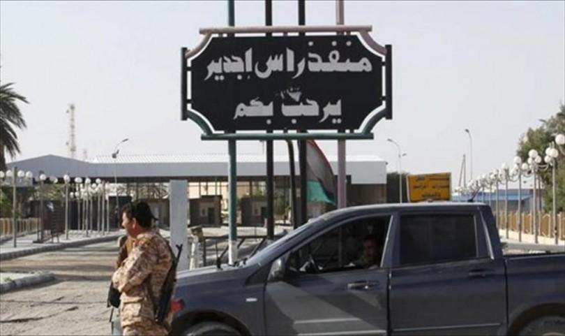 Photo of الجيش الوطني يقترب من السيطرة على منفذ راس اجدير