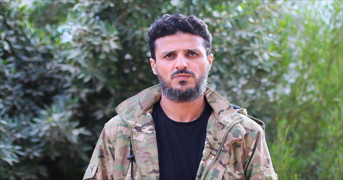 المدعو وسام بن حميد القائد العسكري في تنظيم أنصار الشريعة