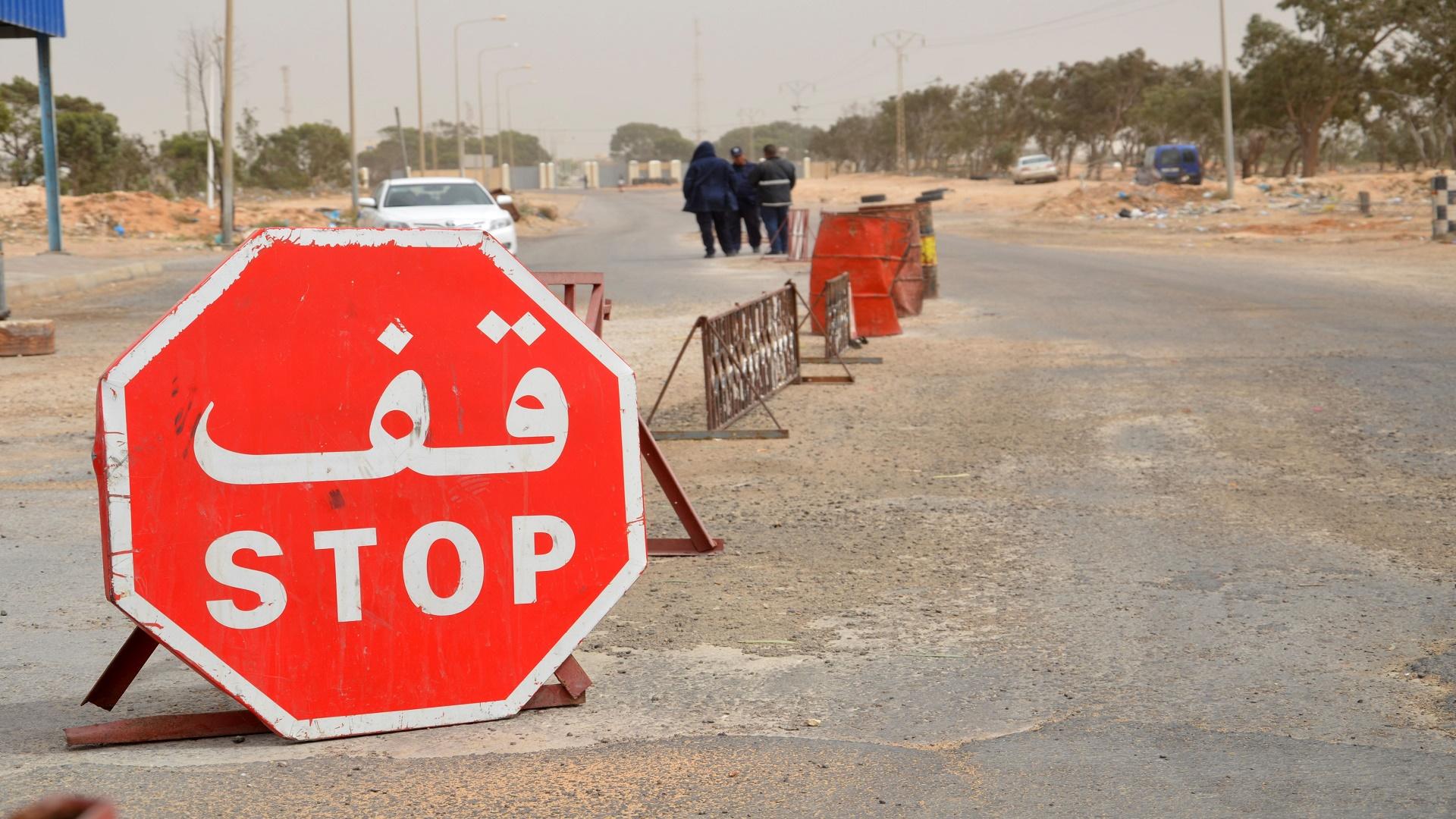 "Photo of ""تصعيد"" في إغلاق المعابر بين تونس وليبيا"