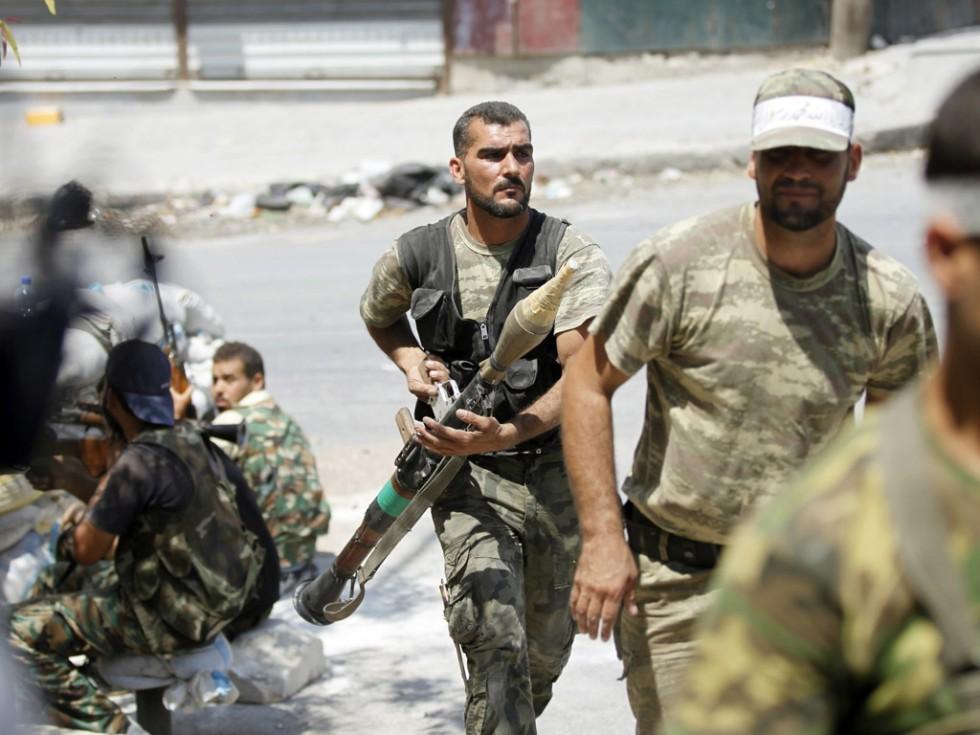 صورة تطور مُفاجئ في مفاوضات المُعارضة السورية