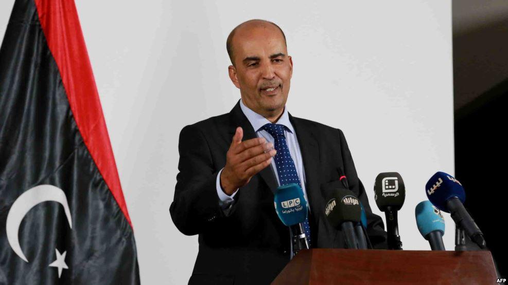 نائب رئيس المجلس الرئاسي موسي الكوني