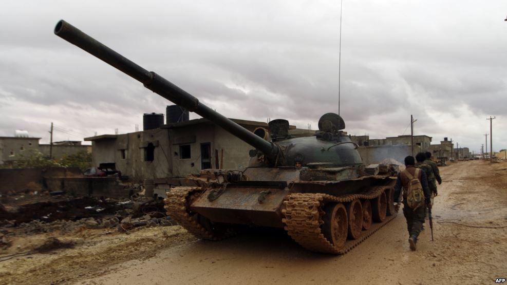 """Photo of ضربات مدفعية تستهدف محوري """"الصابري"""" و """"وسط البلاد"""""""
