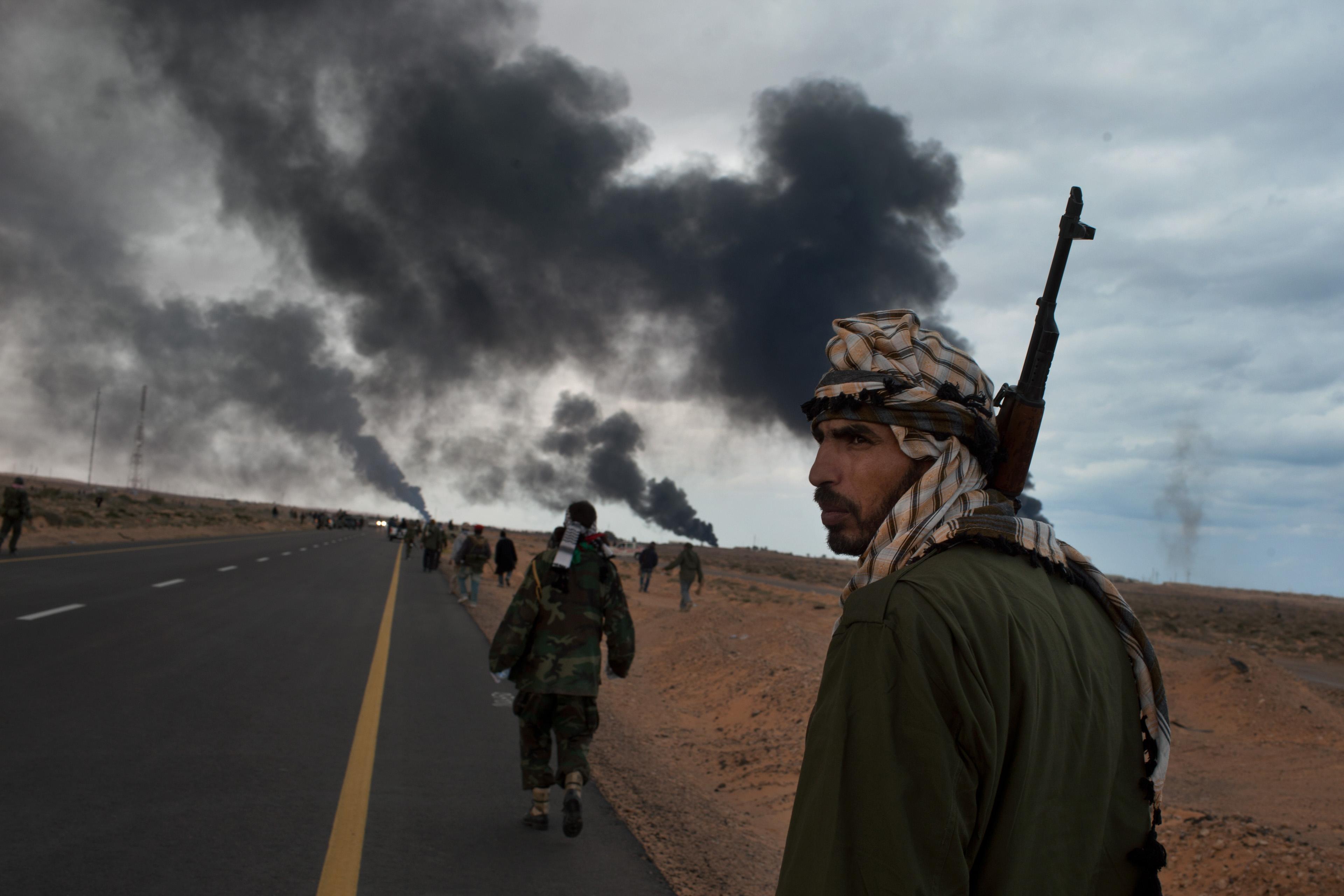 عواصف قوية تنتظر الملف الليبي
