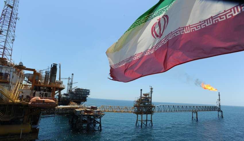 النفط الإيرانية