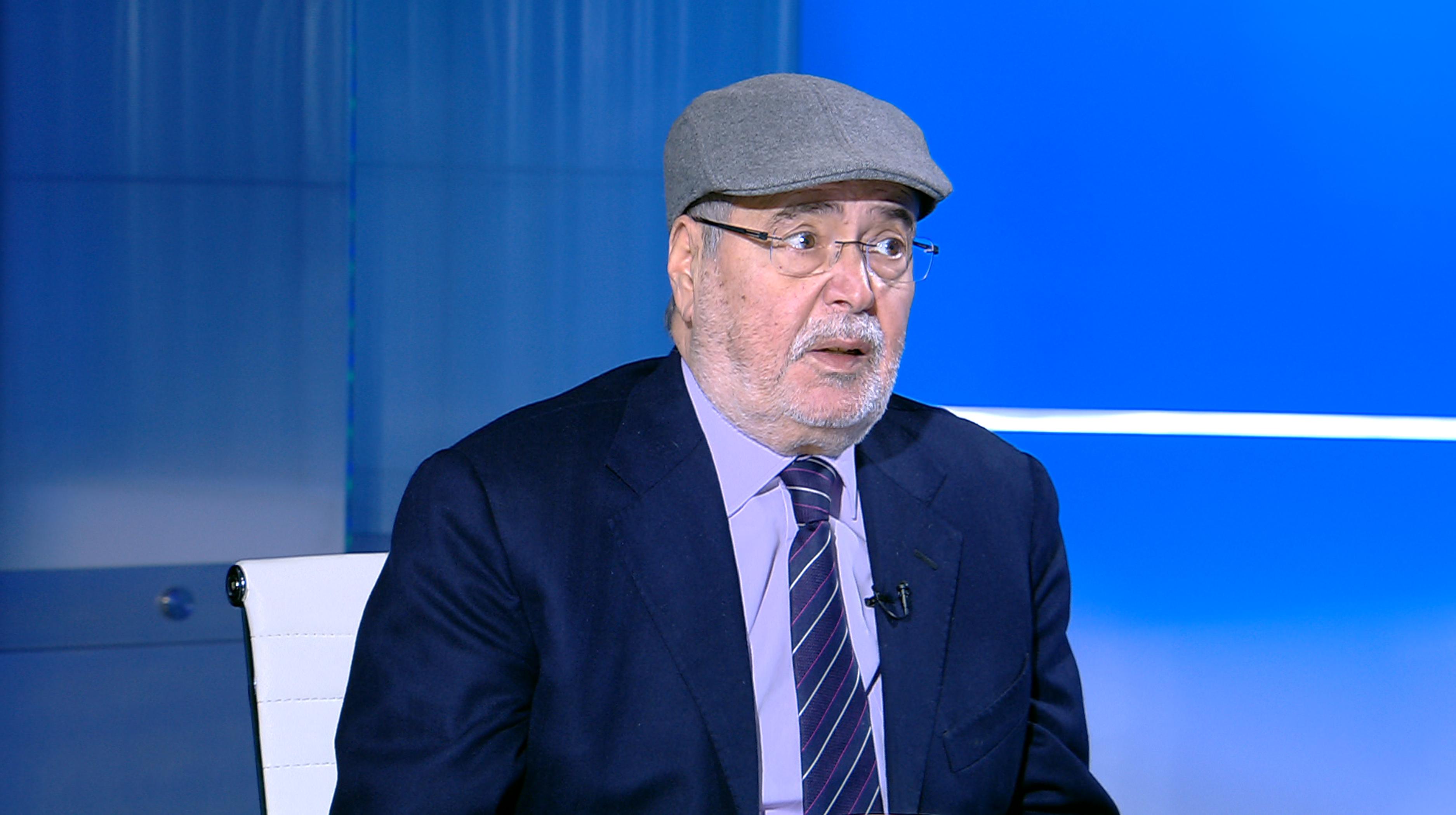 المحامي والناشط الحقوقي الدكتور جمعة عتيقة
