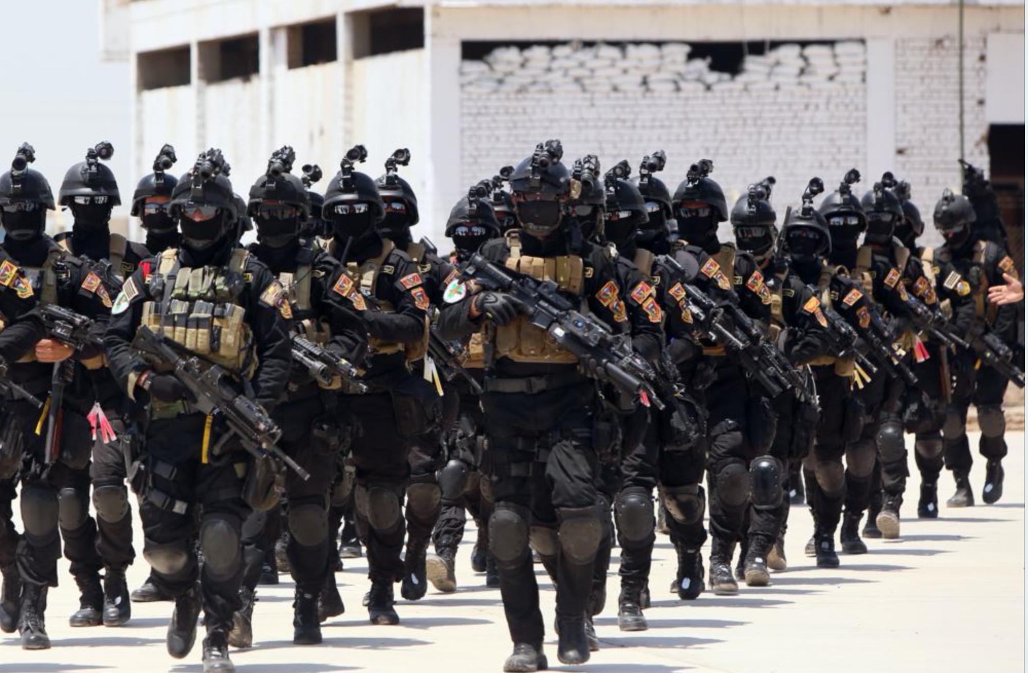 """قوات خاصة عراقية """"تُقاتِل"""" داعش"""