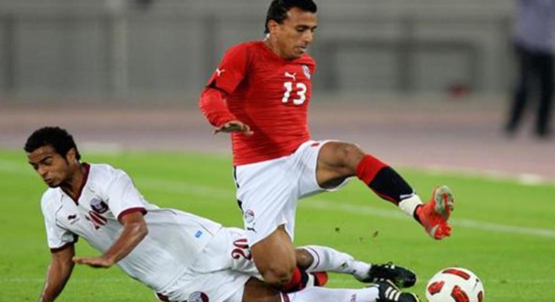 ر الظهير الأيسر محمد عبد الشافي