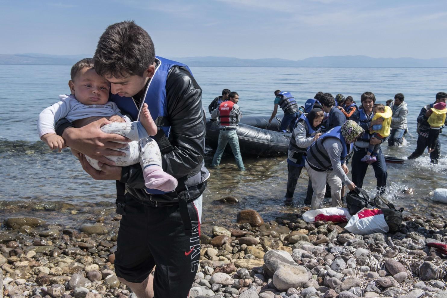 صورة أين ليبيا من اليوم العالمي للاجئين؟