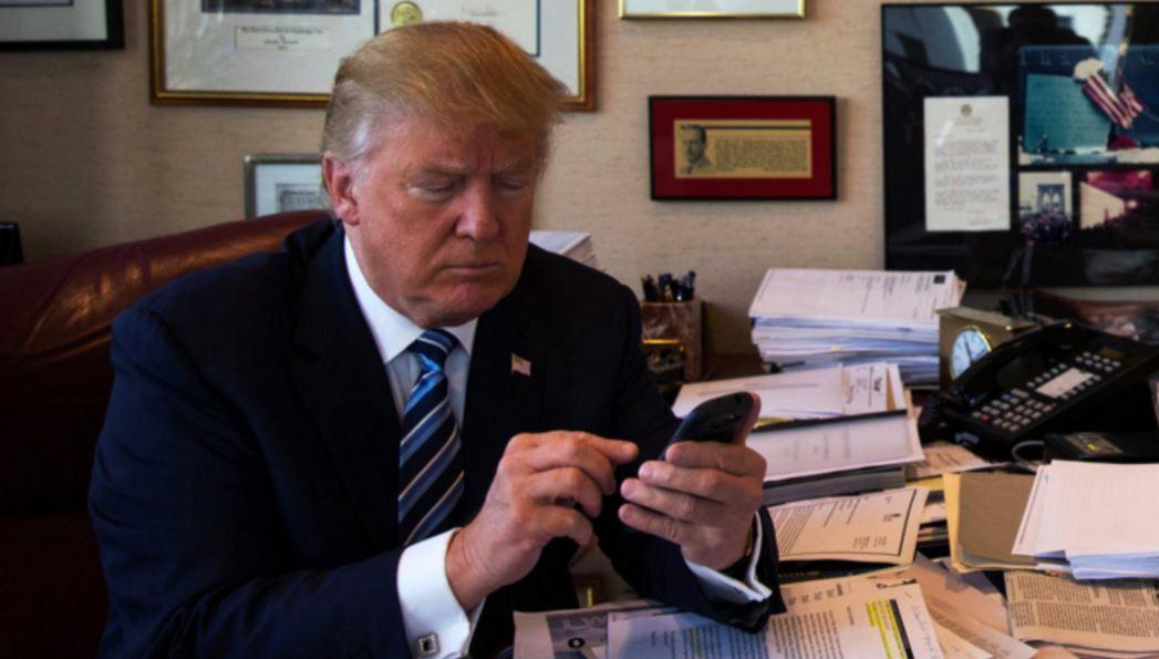 42 تغريدة من ترامب عن ليبيا في تويتر