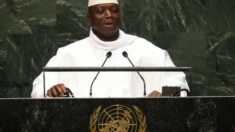 الجمعية الوطنية في غامبيا