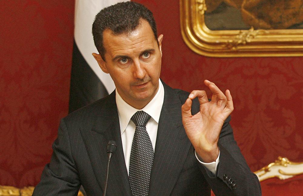 """Photo of الأسد يُهدّد إيطاليا بـ""""مقابلة مكتومة"""".. قبل الإثنين"""