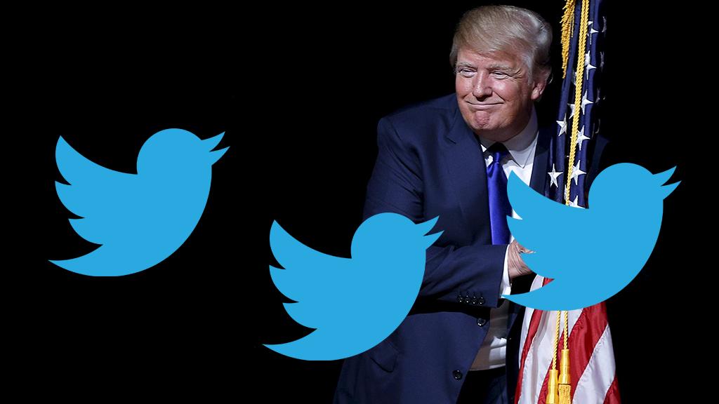 "Photo of تطبيق يبلّغ عن ""تغريدات ترامب"" المتعلقة بالشركات"