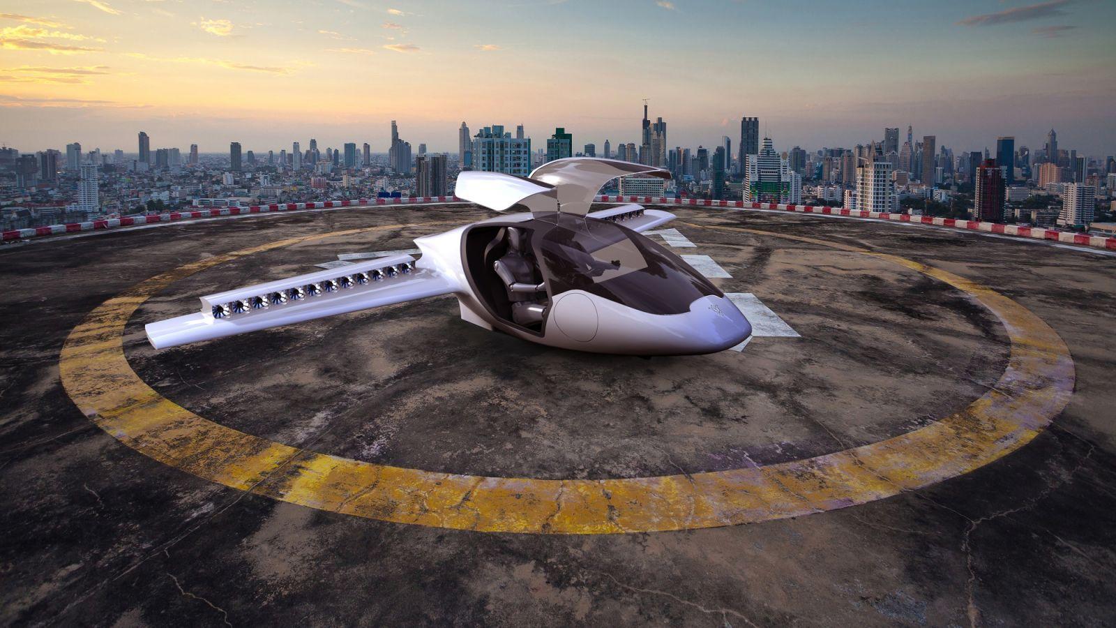 "Photo of ""إيرباص"" تُخطّط ل""سيارة طائرة"".. حقيقة وليست مزحة"