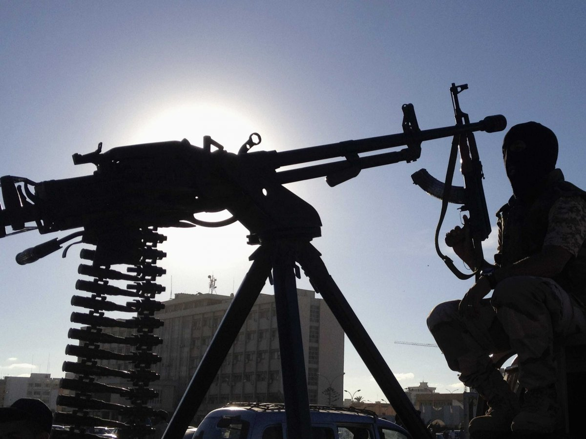 صورة البعثة تُحذر من حرب واسعة في ليبيا