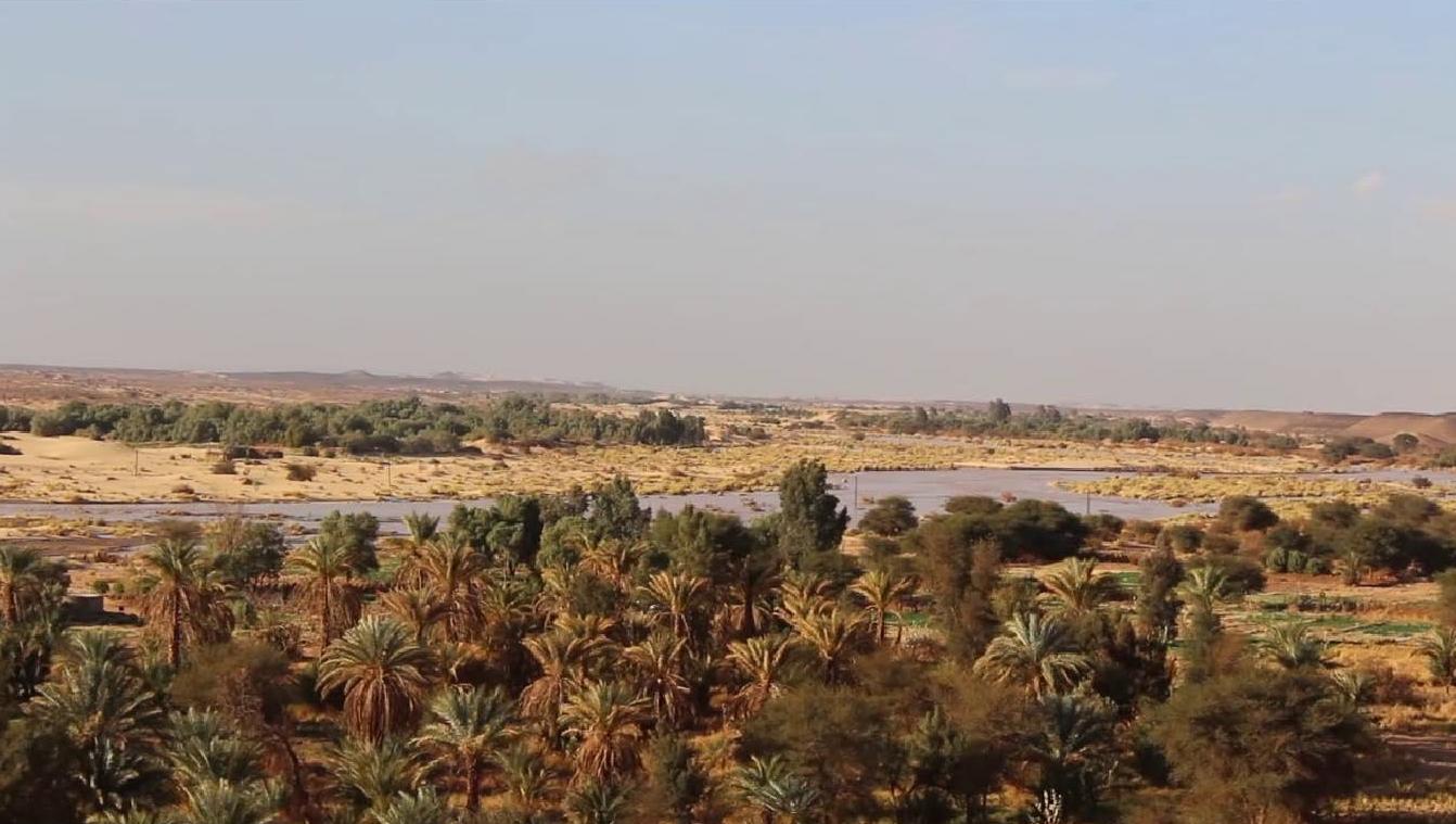 "Photo of ""سيول"" تجتاح غات وتهدد المحاصيل والمزروعات"