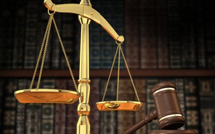 الهيئات القضائية العسكرية