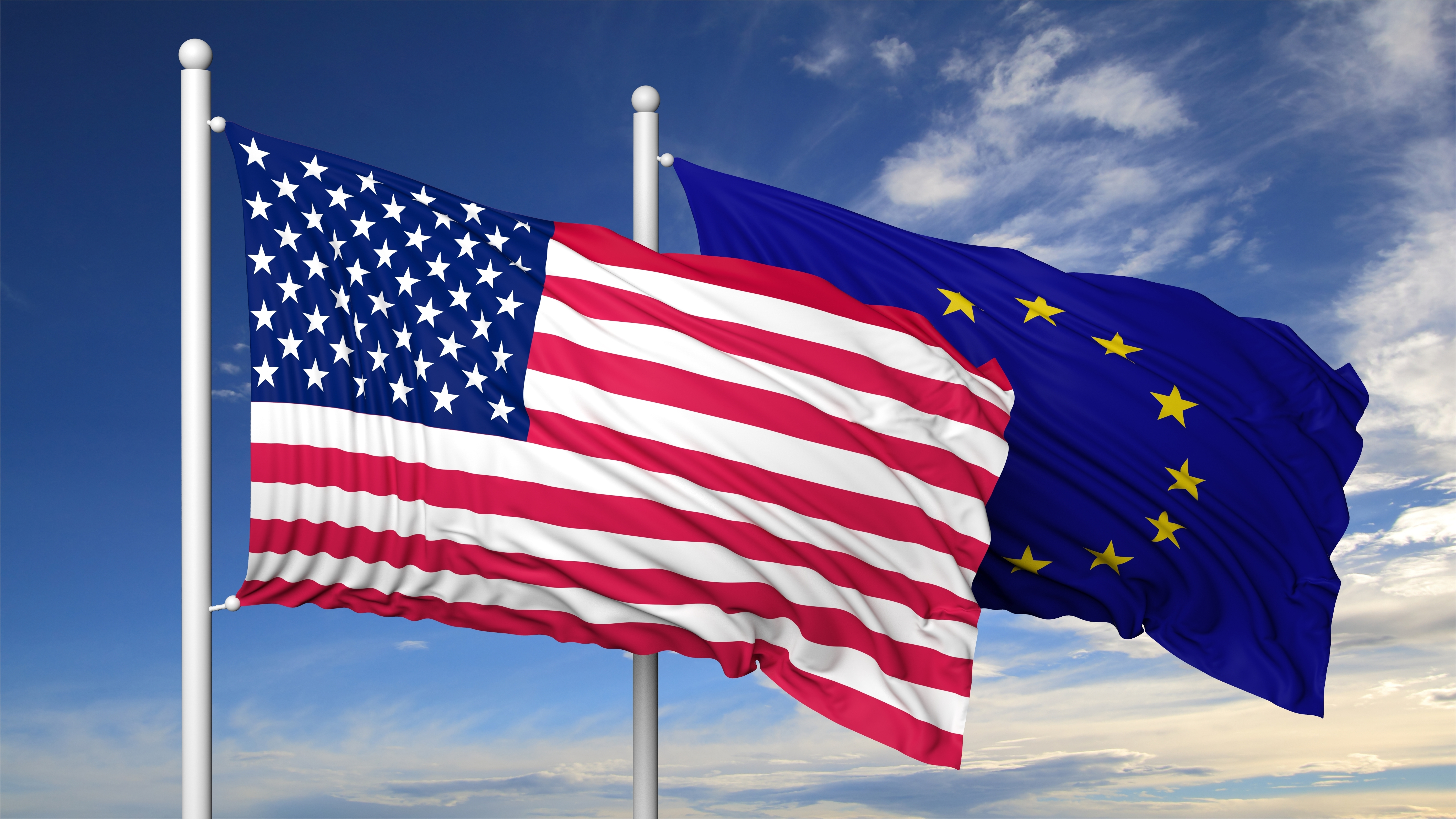 أميركا وأوروبا