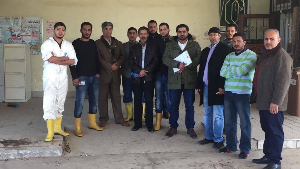 """Photo of """"صحة المؤقتة"""": مستشفى الهواري يمكن أن يبدأ العمل حالا"""