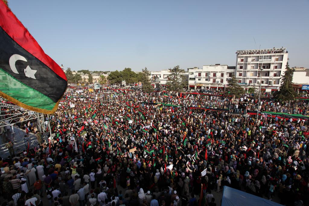 ثورة فبراير - ليبيا