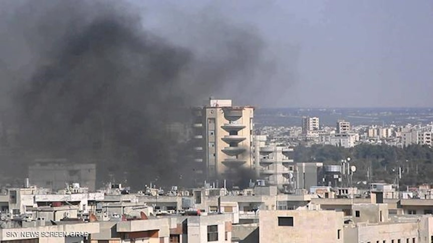 """Photo of هجوم بـ""""بصمات داعشية"""" يقتل 42 عنصرا أمنيا بحمص السورية"""