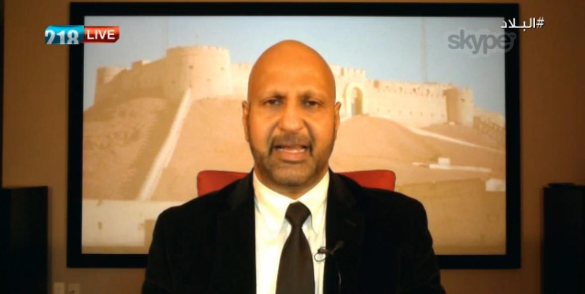 خالد الهوني