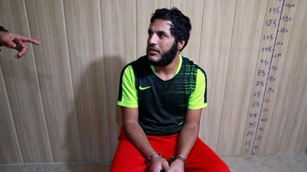 "Photo of ""داعشي"" يُقر ويعترف: ""اغتصبت"" 200 عراقية"