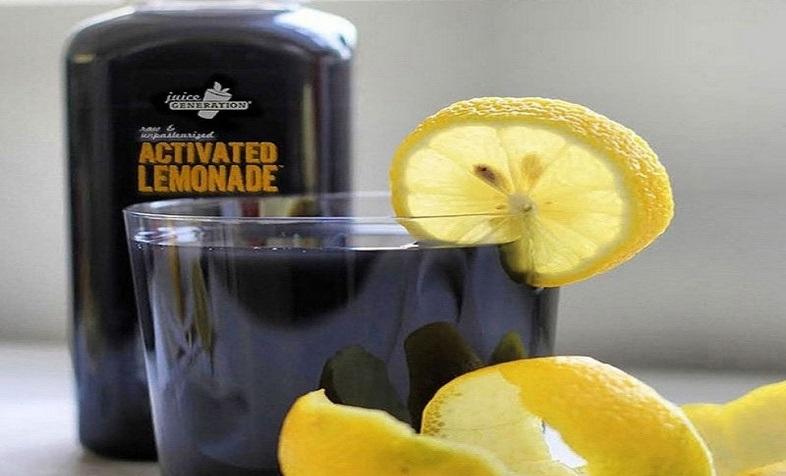 الليمون والفحم