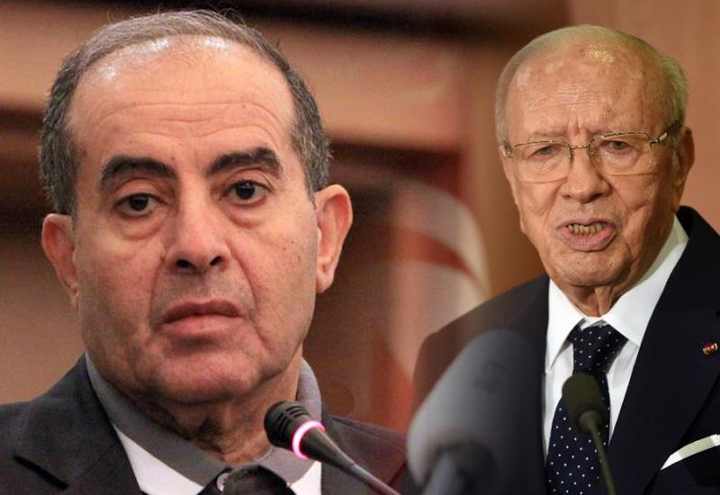 """Photo of """"تعجيل حل أزمة ليبيا"""" بين السبسي وجبريل في تونس"""