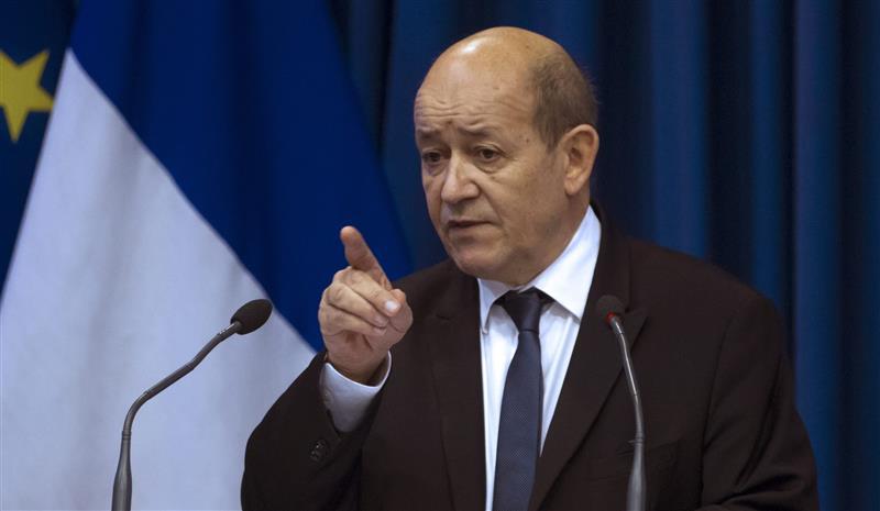 صورة فرنسا تشدد على تثبيت وقف إطلاق النار  في ليبيا