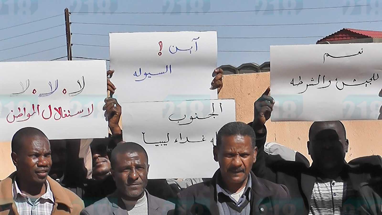 "Photo of أهالي غدوة يستنكرون صمت الحكومات تجاه ""معاناة الجنوب"""