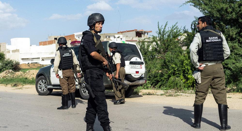 السلطات الأمنية التونسية