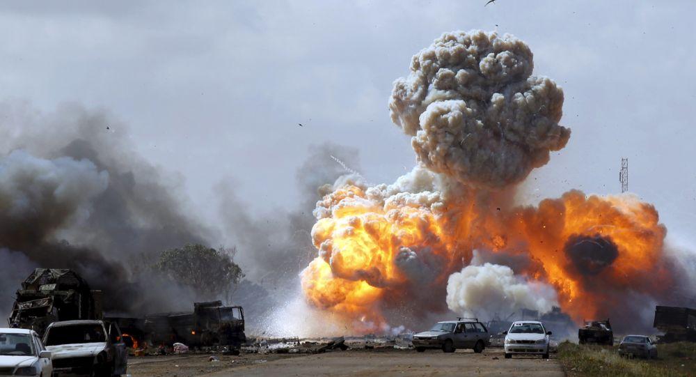 Photo of مقتل نجل زعيم ديني سوداني انضم لداعش بغارة على سرت