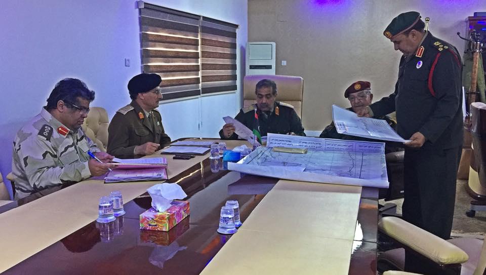 Photo of خطة أمنية لدوريات المنطقة العسكرية في المنطقة الشرقية