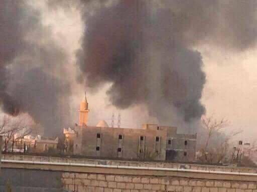 "Photo of طرابلس.. هدوء حذر في ""صلاح الدين"".. وانتشار كثيف للبوابات"