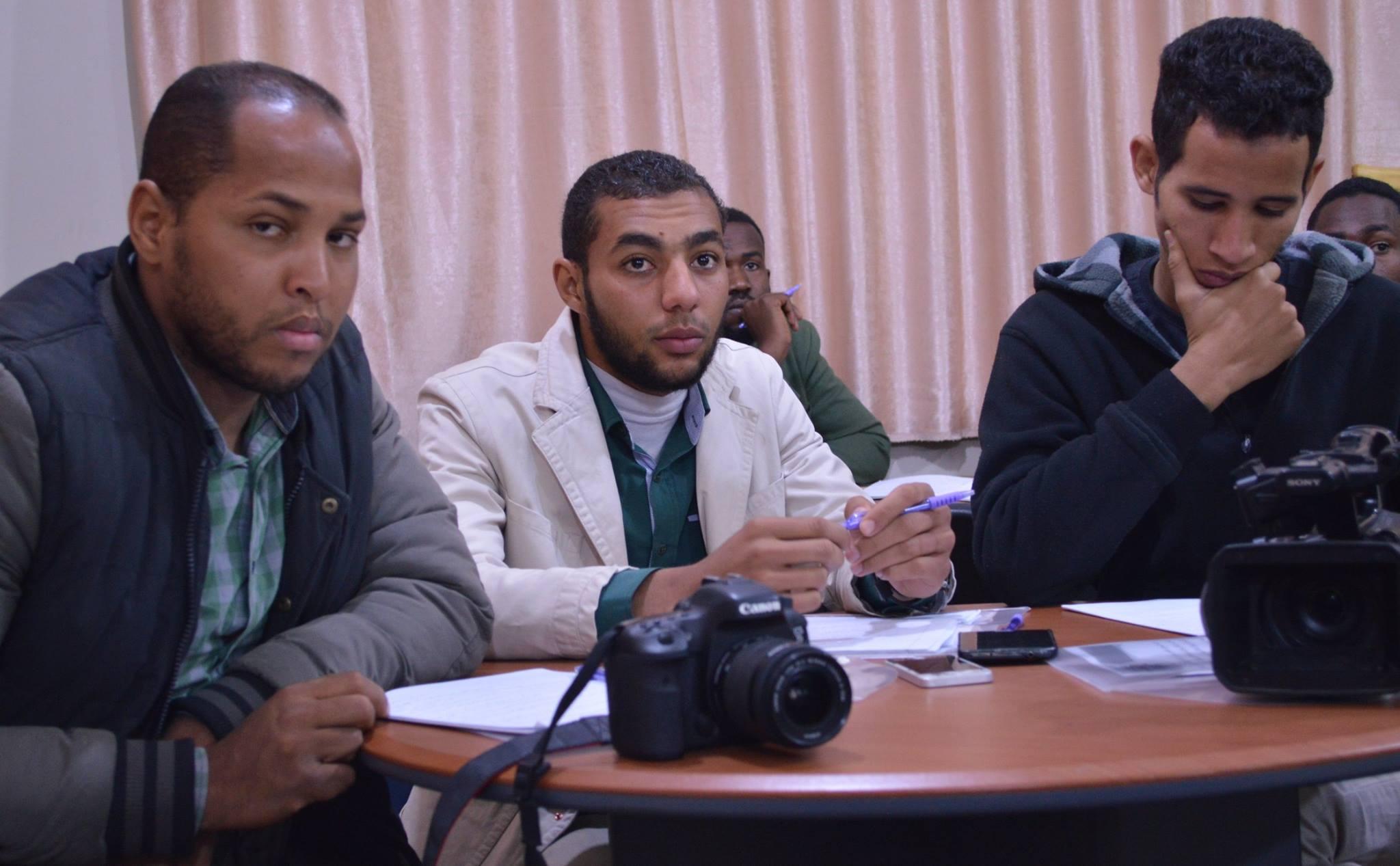 Photo of إعلاميو وصحفيو سبها يؤكدون دور الإعلام في حل الأزمات