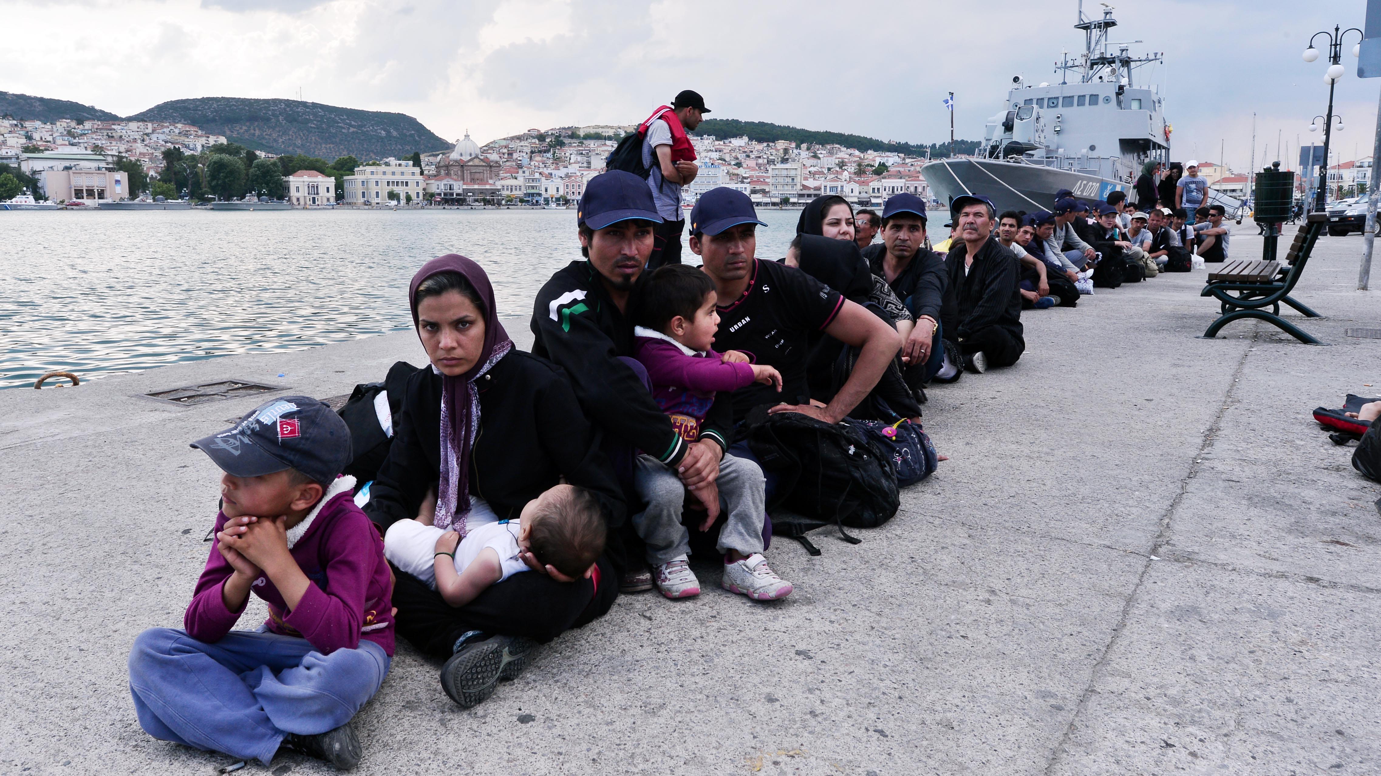 المُهاجرين