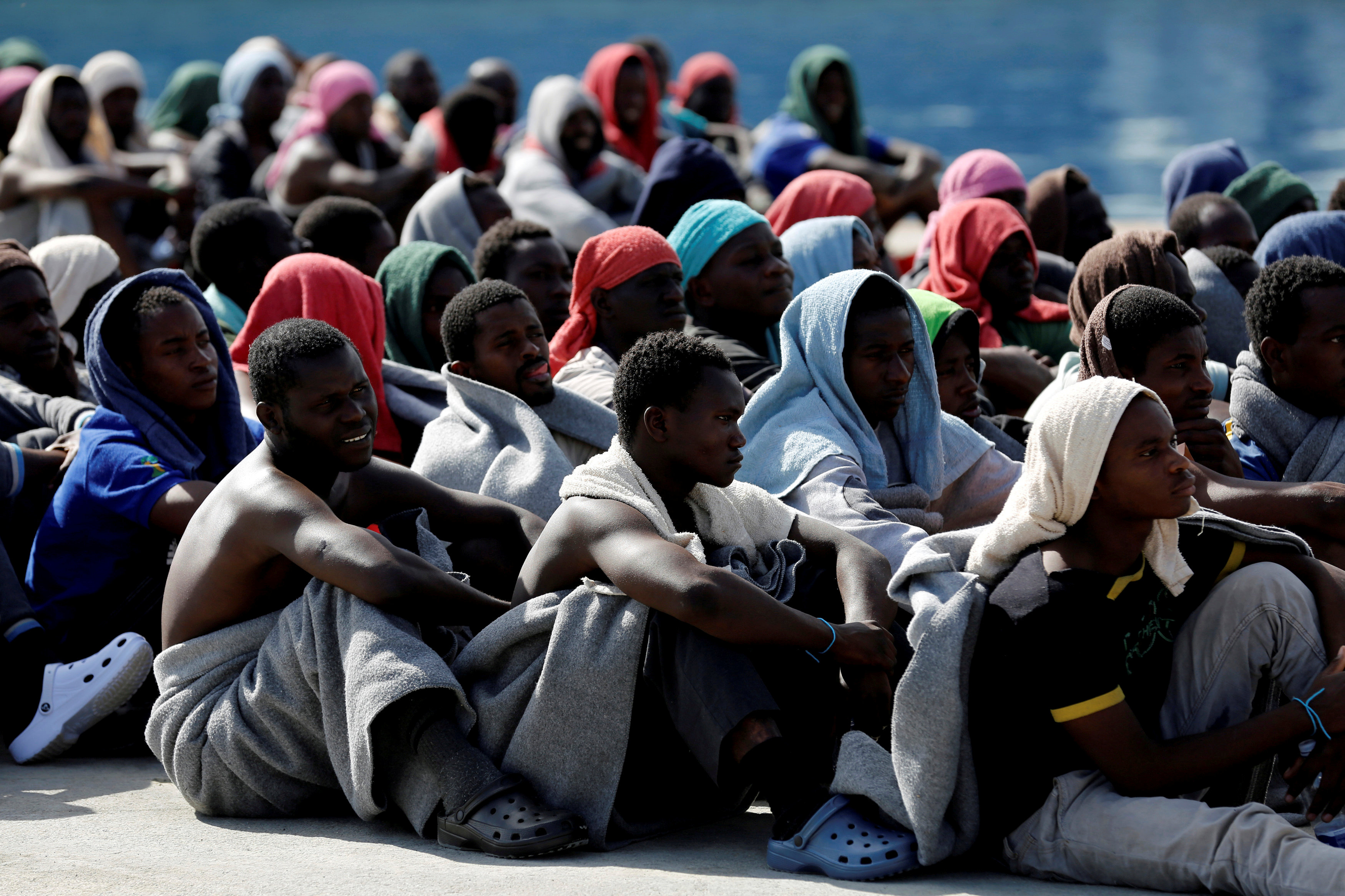 Photo of أموال بالملايين صرفتها ليبيا على المُهاجرين