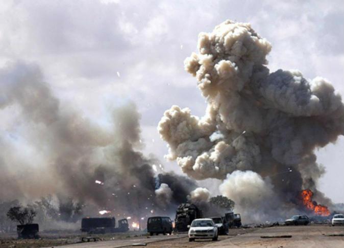 Photo of مصدر ل(218): اشكال لم يُقْتل بغارة.. وعائلته تُبلّغ بوفاته