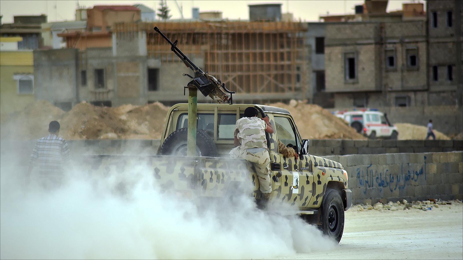 """صورة بعيرة: صراع على النفوذ في طرابلس.. ودون اتفاق """"سيعود القتال"""""""