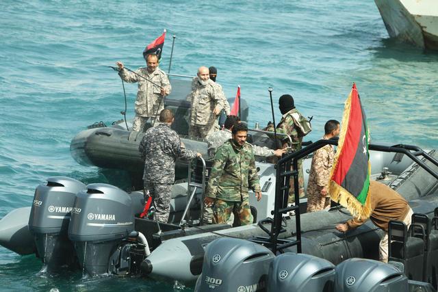 Photo of البحرية الليبية: لن نسمح بعمل منظمات الإنقاذ قبالة سواحلنا